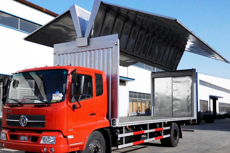 грузовик бабочка 5 тонн габариты