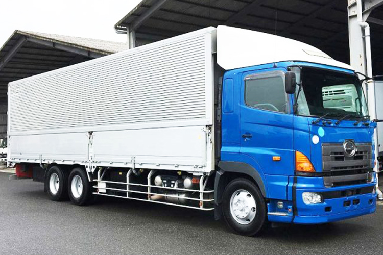 грузовые фургоны isuzu