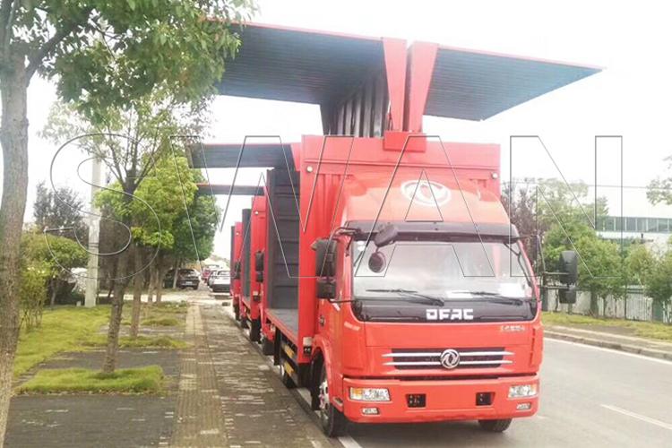 автофургоны для перевозки грузов